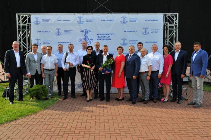Kauno prekybos, pramonės ir amatų rūmų taryba